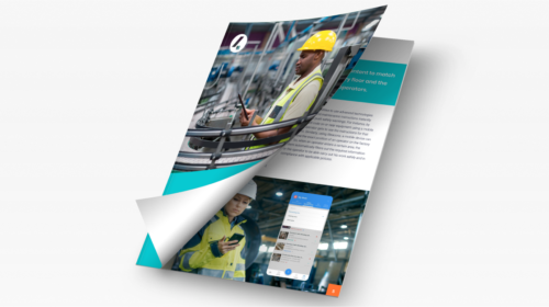 Whitepaper Preview 5 Steps to improving knowledge management in your factory