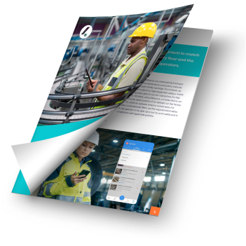Whitepaper 5 Steps to improving knowledge management in your factory