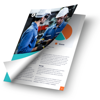 Whitepaper How a digital manufacturing platform increases your overall equipment effectiveness