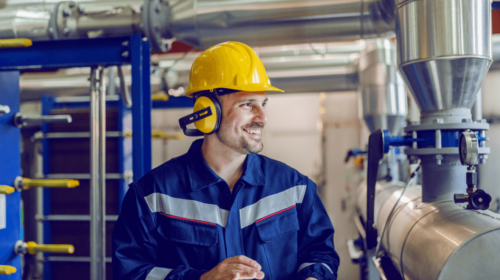 4Industry - Connected Worker The Importance of the Connected Worker in Your Factory
